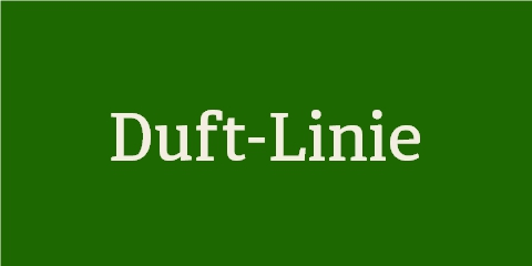 Duft-Linie