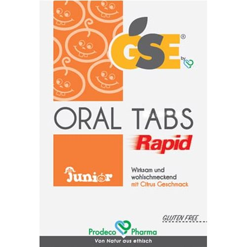 GSE Oral Tabs Rapid Junior Tabletten
